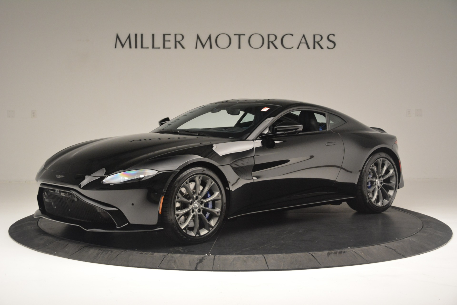 Used 2019 Aston Martin Vantage Coupe for sale Sold at Alfa Romeo of Greenwich in Greenwich CT 06830 1