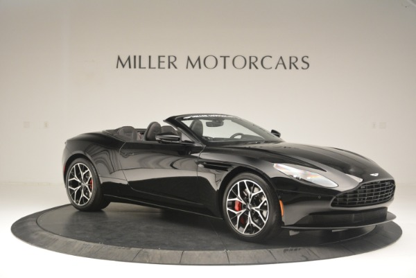 New 2019 Aston Martin DB11 V8 Convertible for sale Sold at Alfa Romeo of Greenwich in Greenwich CT 06830 10