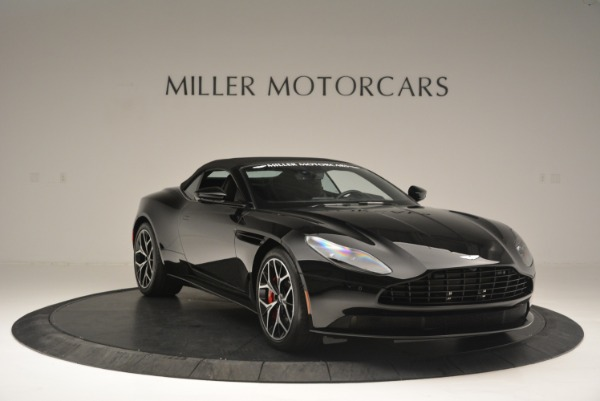 New 2019 Aston Martin DB11 V8 Convertible for sale Sold at Alfa Romeo of Greenwich in Greenwich CT 06830 19
