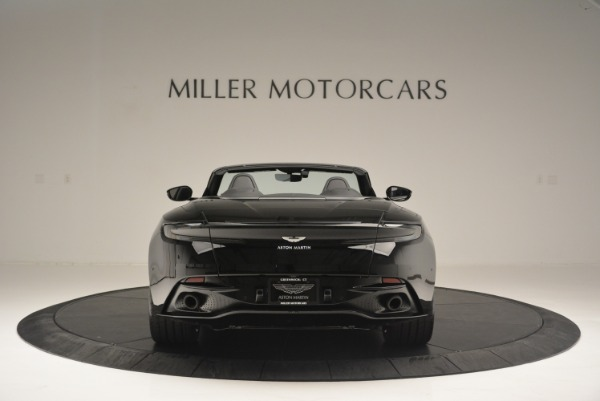 New 2019 Aston Martin DB11 V8 Convertible for sale Sold at Alfa Romeo of Greenwich in Greenwich CT 06830 6