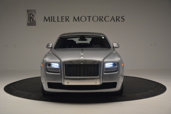 Used 2012 Rolls-Royce Ghost for sale Sold at Alfa Romeo of Greenwich in Greenwich CT 06830 10
