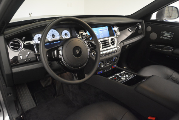 Used 2012 Rolls-Royce Ghost for sale Sold at Alfa Romeo of Greenwich in Greenwich CT 06830 14