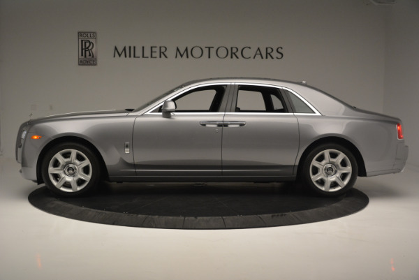 Used 2012 Rolls-Royce Ghost for sale Sold at Alfa Romeo of Greenwich in Greenwich CT 06830 2