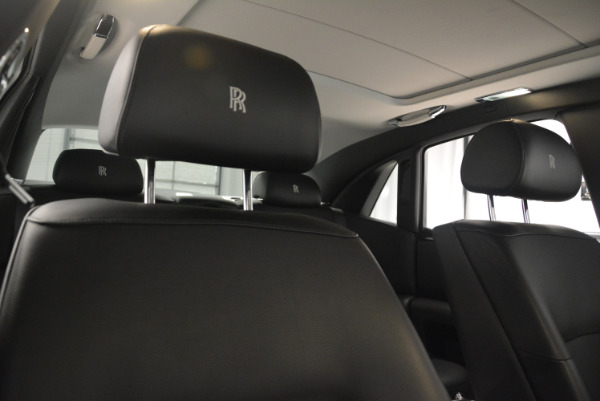 Used 2012 Rolls-Royce Ghost for sale Sold at Alfa Romeo of Greenwich in Greenwich CT 06830 23