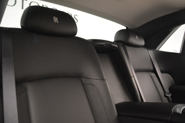 Used 2012 Rolls-Royce Ghost for sale Sold at Alfa Romeo of Greenwich in Greenwich CT 06830 26