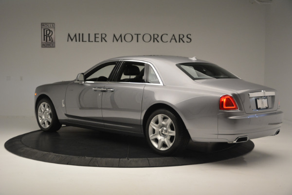 Used 2012 Rolls-Royce Ghost for sale Sold at Alfa Romeo of Greenwich in Greenwich CT 06830 5