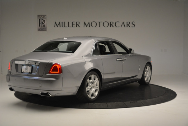 Used 2012 Rolls-Royce Ghost for sale Sold at Alfa Romeo of Greenwich in Greenwich CT 06830 7