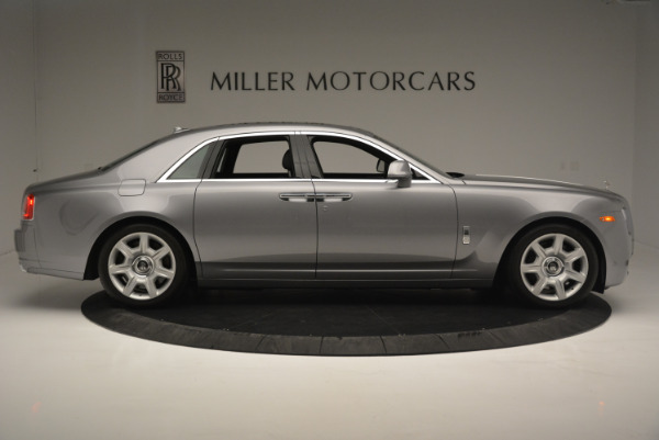 Used 2012 Rolls-Royce Ghost for sale Sold at Alfa Romeo of Greenwich in Greenwich CT 06830 8