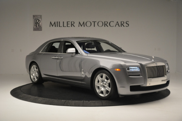 Used 2012 Rolls-Royce Ghost for sale Sold at Alfa Romeo of Greenwich in Greenwich CT 06830 9