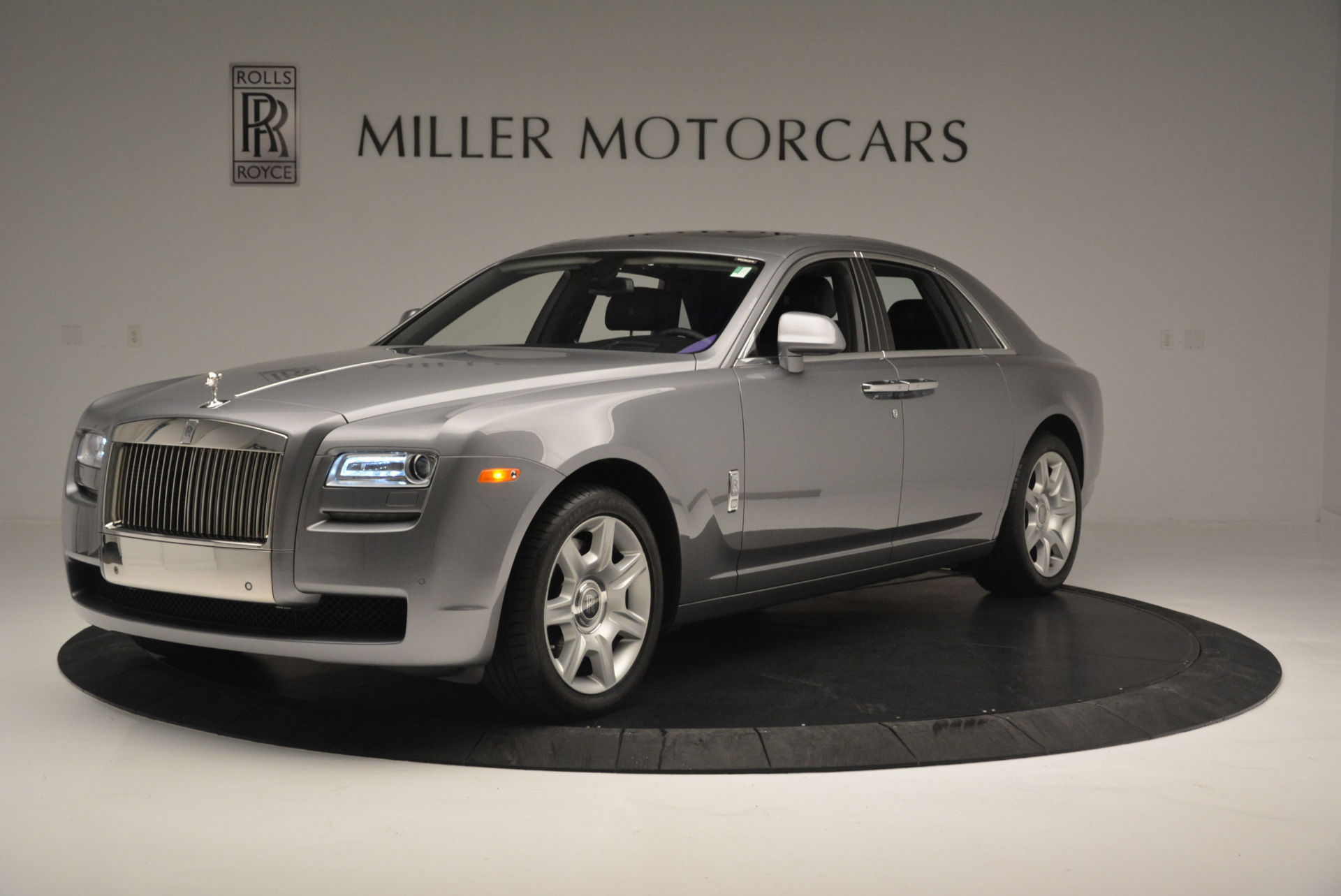 Used 2012 Rolls-Royce Ghost for sale Sold at Alfa Romeo of Greenwich in Greenwich CT 06830 1