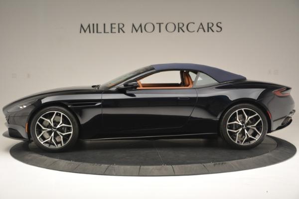New 2019 Aston Martin DB11 Volante Volante for sale Sold at Alfa Romeo of Greenwich in Greenwich CT 06830 15