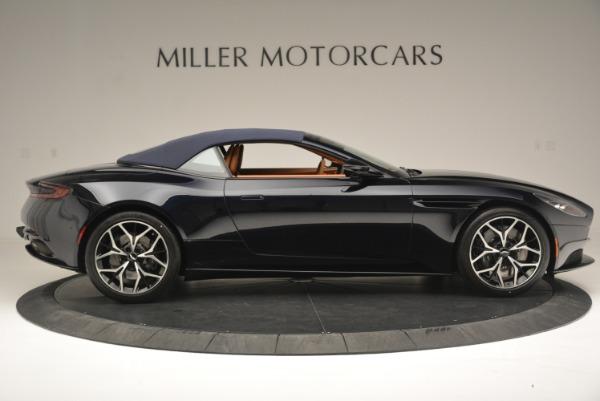 New 2019 Aston Martin DB11 Volante Volante for sale Sold at Alfa Romeo of Greenwich in Greenwich CT 06830 16