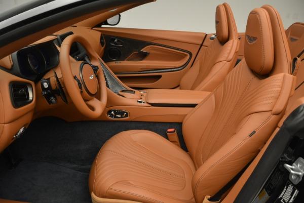 New 2019 Aston Martin DB11 Volante Volante for sale Sold at Alfa Romeo of Greenwich in Greenwich CT 06830 20