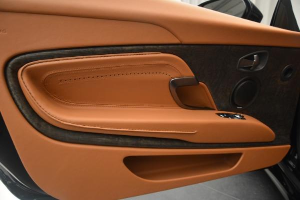 New 2019 Aston Martin DB11 Volante Volante for sale Sold at Alfa Romeo of Greenwich in Greenwich CT 06830 24