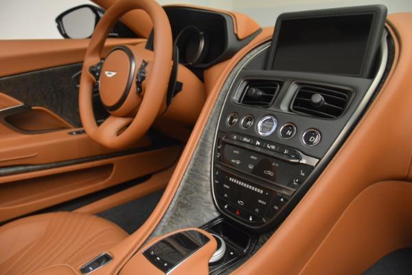 New 2019 Aston Martin DB11 Volante Volante for sale Sold at Alfa Romeo of Greenwich in Greenwich CT 06830 26
