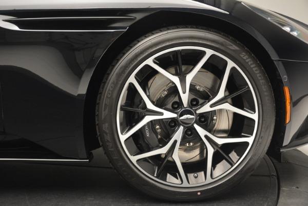 New 2019 Aston Martin DB11 Volante Volante for sale Sold at Alfa Romeo of Greenwich in Greenwich CT 06830 28