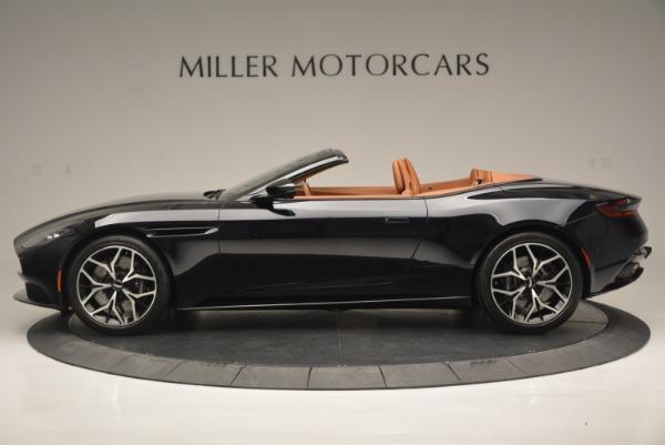New 2019 Aston Martin DB11 Volante Volante for sale Sold at Alfa Romeo of Greenwich in Greenwich CT 06830 3