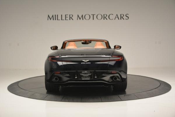 New 2019 Aston Martin DB11 Volante Volante for sale Sold at Alfa Romeo of Greenwich in Greenwich CT 06830 6