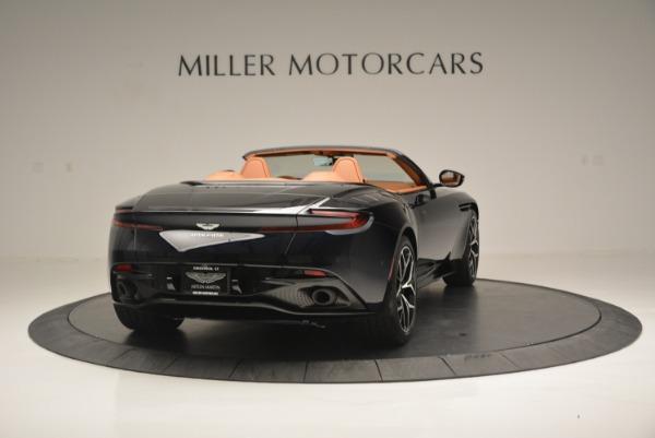 New 2019 Aston Martin DB11 Volante Volante for sale Sold at Alfa Romeo of Greenwich in Greenwich CT 06830 7