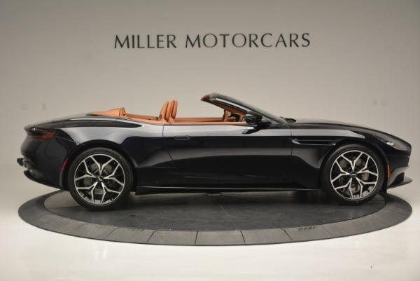 New 2019 Aston Martin DB11 Volante Volante for sale Sold at Alfa Romeo of Greenwich in Greenwich CT 06830 9