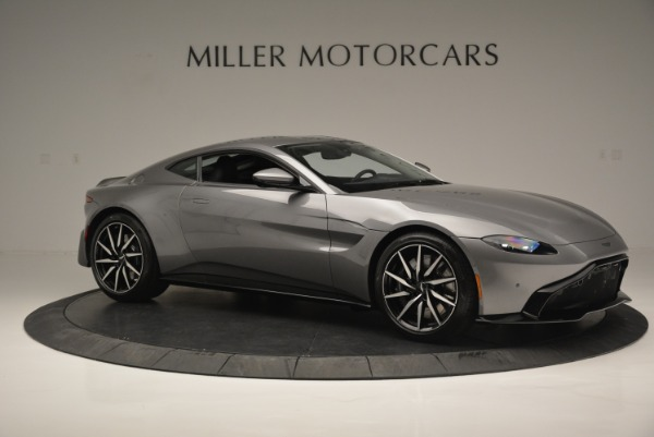 New 2019 Aston Martin Vantage for sale Sold at Alfa Romeo of Greenwich in Greenwich CT 06830 10