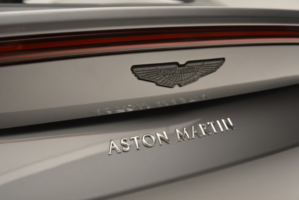 New 2019 Aston Martin Vantage for sale Sold at Alfa Romeo of Greenwich in Greenwich CT 06830 21