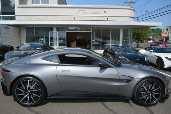 New 2019 Aston Martin Vantage for sale Sold at Alfa Romeo of Greenwich in Greenwich CT 06830 22