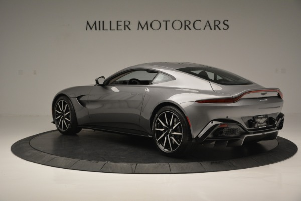 New 2019 Aston Martin Vantage for sale Sold at Alfa Romeo of Greenwich in Greenwich CT 06830 4