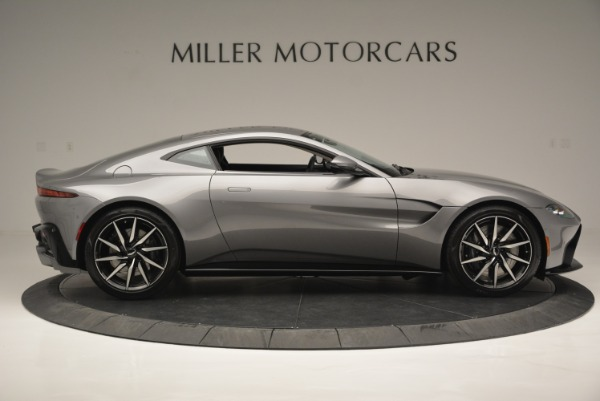 New 2019 Aston Martin Vantage for sale Sold at Alfa Romeo of Greenwich in Greenwich CT 06830 9