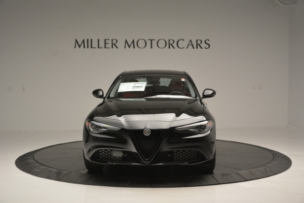 New 2018 Alfa Romeo Giulia Q4 for sale Sold at Alfa Romeo of Greenwich in Greenwich CT 06830 12