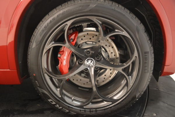 New 2018 Alfa Romeo Stelvio Quadrifoglio for sale Sold at Alfa Romeo of Greenwich in Greenwich CT 06830 25