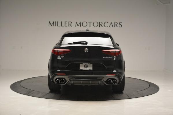 New 2018 Alfa Romeo Stelvio Quadrifoglio for sale Sold at Alfa Romeo of Greenwich in Greenwich CT 06830 6