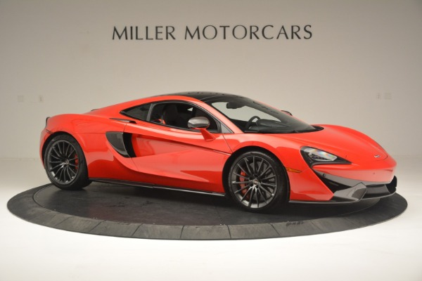 Used 2018 McLaren 570GT for sale Sold at Alfa Romeo of Greenwich in Greenwich CT 06830 10