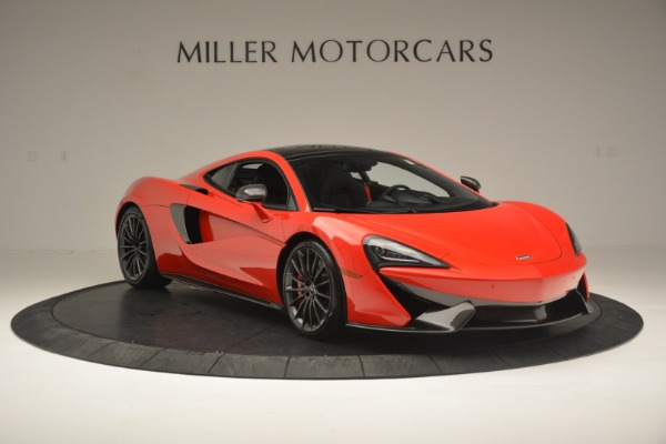 Used 2018 McLaren 570GT for sale Sold at Alfa Romeo of Greenwich in Greenwich CT 06830 11