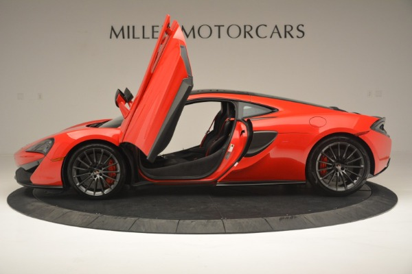 Used 2018 McLaren 570GT for sale Sold at Alfa Romeo of Greenwich in Greenwich CT 06830 15