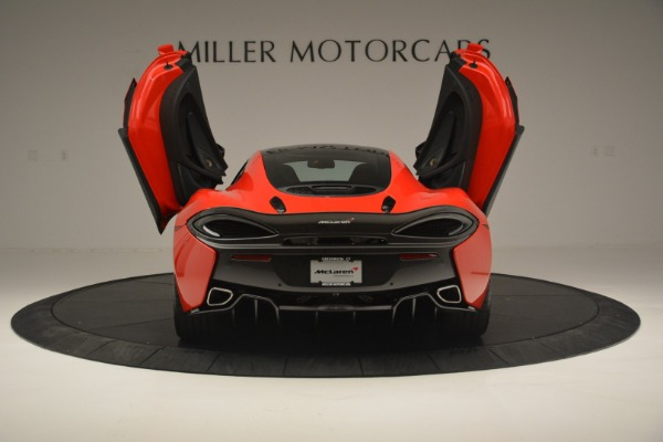 Used 2018 McLaren 570GT for sale Sold at Alfa Romeo of Greenwich in Greenwich CT 06830 16