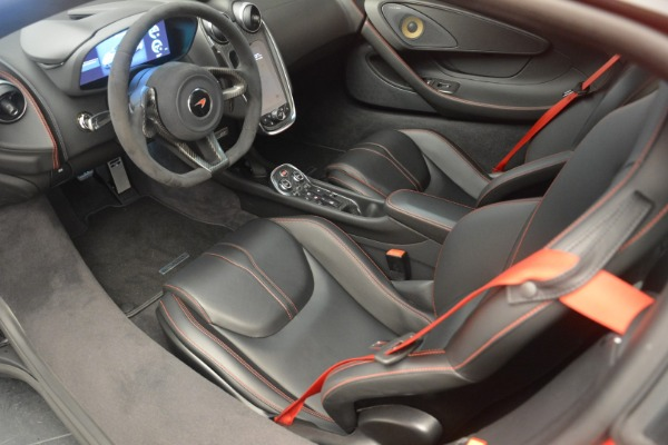 Used 2018 McLaren 570GT for sale Sold at Alfa Romeo of Greenwich in Greenwich CT 06830 18