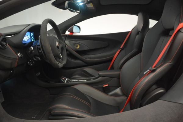 Used 2018 McLaren 570GT for sale Sold at Alfa Romeo of Greenwich in Greenwich CT 06830 19