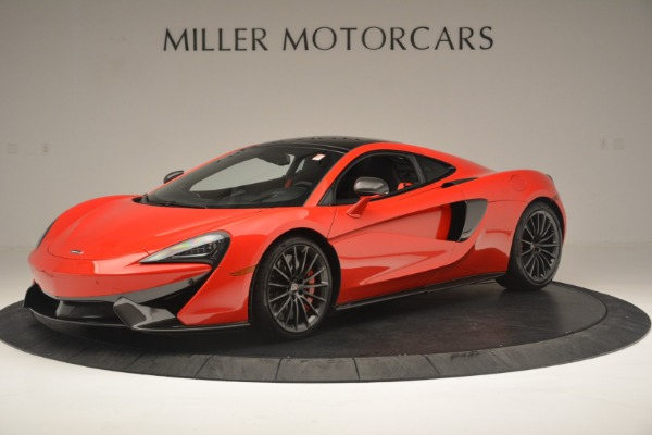 Used 2018 McLaren 570GT for sale Sold at Alfa Romeo of Greenwich in Greenwich CT 06830 2
