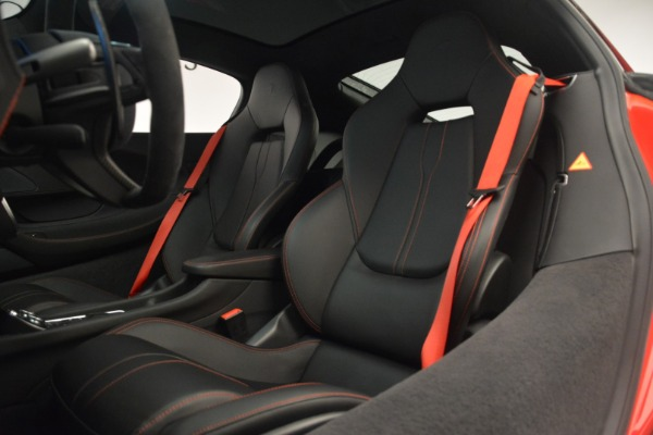 Used 2018 McLaren 570GT for sale Sold at Alfa Romeo of Greenwich in Greenwich CT 06830 20