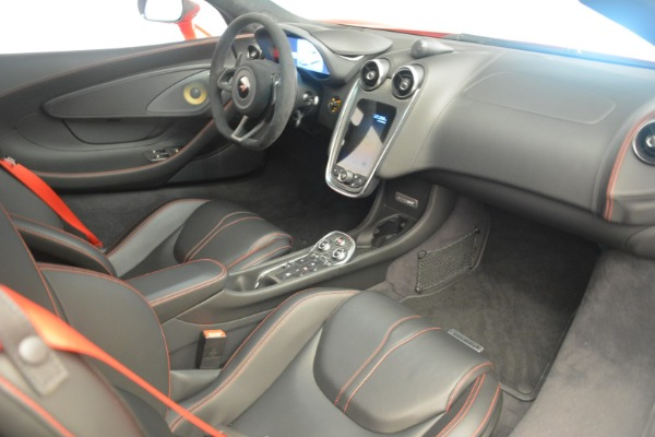Used 2018 McLaren 570GT for sale Sold at Alfa Romeo of Greenwich in Greenwich CT 06830 21