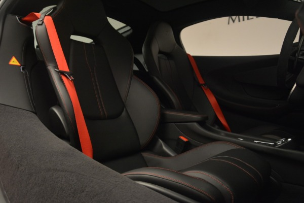 Used 2018 McLaren 570GT for sale Sold at Alfa Romeo of Greenwich in Greenwich CT 06830 23