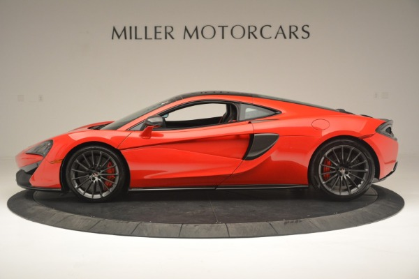 Used 2018 McLaren 570GT for sale Sold at Alfa Romeo of Greenwich in Greenwich CT 06830 3