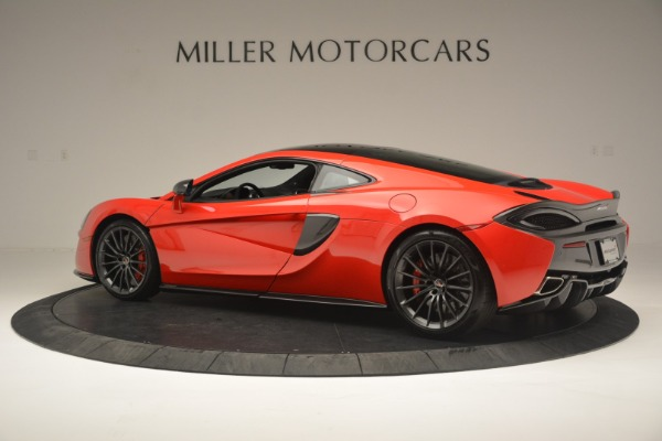 Used 2018 McLaren 570GT for sale Sold at Alfa Romeo of Greenwich in Greenwich CT 06830 4