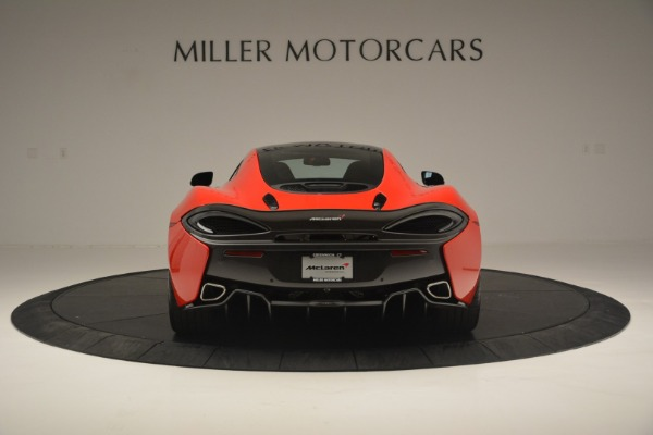 Used 2018 McLaren 570GT for sale Sold at Alfa Romeo of Greenwich in Greenwich CT 06830 6