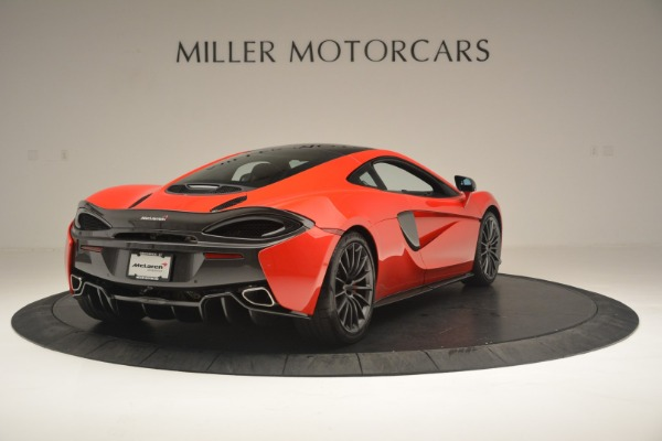 Used 2018 McLaren 570GT for sale Sold at Alfa Romeo of Greenwich in Greenwich CT 06830 7