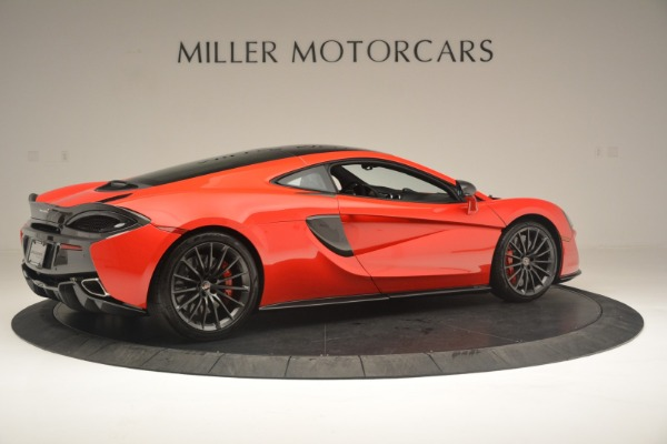Used 2018 McLaren 570GT for sale Sold at Alfa Romeo of Greenwich in Greenwich CT 06830 8
