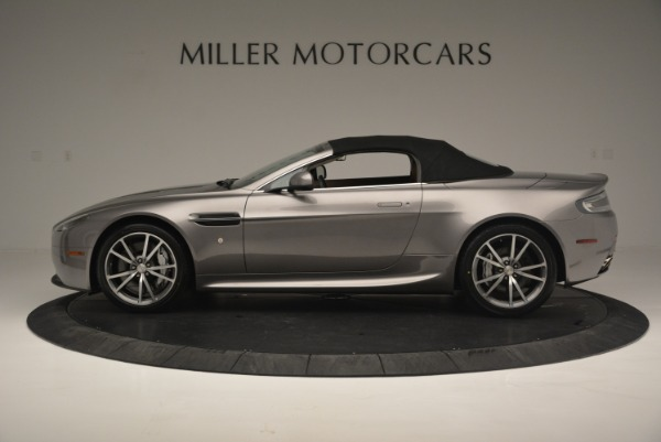 Used 2015 Aston Martin V8 Vantage Roadster for sale Sold at Alfa Romeo of Greenwich in Greenwich CT 06830 15