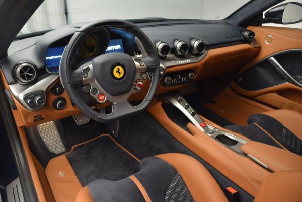 Used 2017 Ferrari F12 Berlinetta for sale Sold at Alfa Romeo of Greenwich in Greenwich CT 06830 14