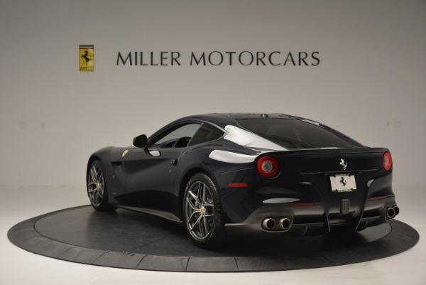 Used 2017 Ferrari F12 Berlinetta for sale Sold at Alfa Romeo of Greenwich in Greenwich CT 06830 5